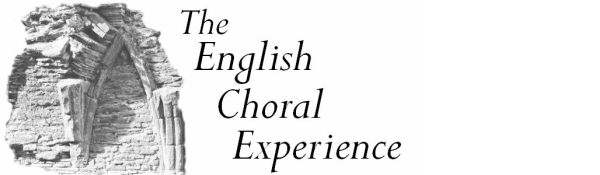 The English Choral Experience